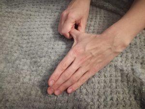 ból kciuka