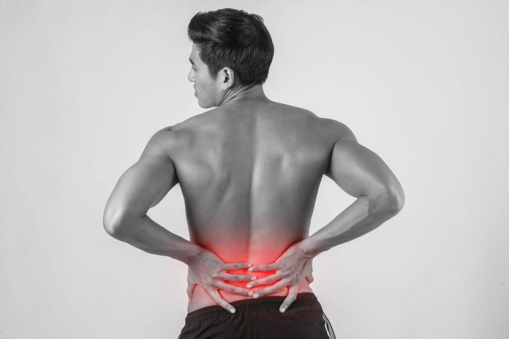 niepokojące objawy ból kręgosłupa