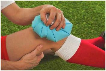 obrzęk kolana1 - Obrzęk kolana- jak się go pozbyć?