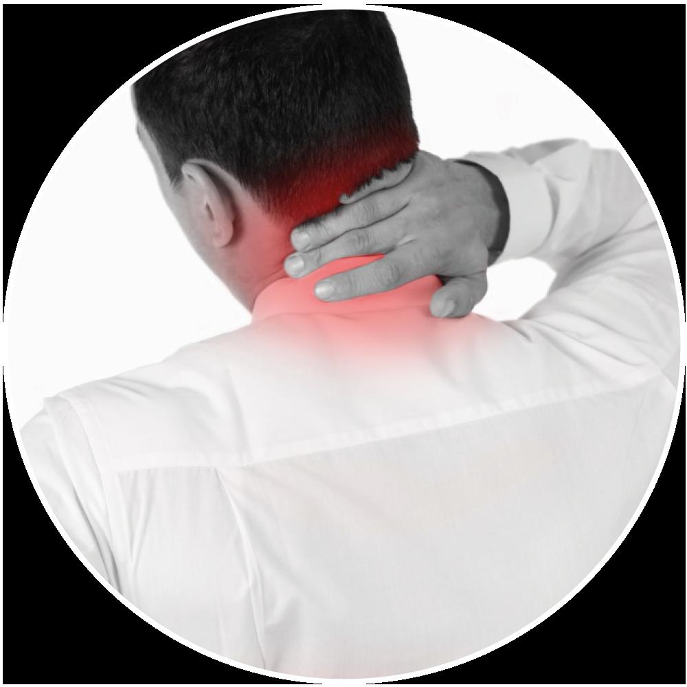 favpng back pain cervical vertebrae vertebral column neck pain therapy - Dysfunkcje stawu skroniowo-żuchwowego abóle odcinka szyjnego